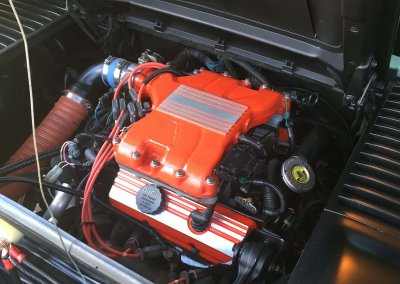 1985 PPG Fiero GTP - Engine