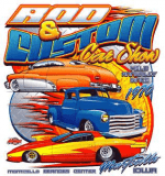 Monticello Iowa Rod & Custom Car Show