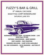 Fuzzy's Bar & Grill 8th Annual Car Show