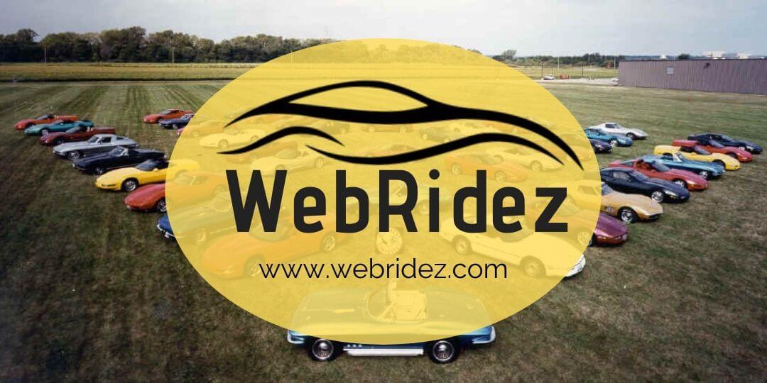 WebRidez Car Clubs Listings
